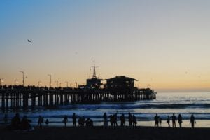 A photo of Venice Beach in Los Angeles